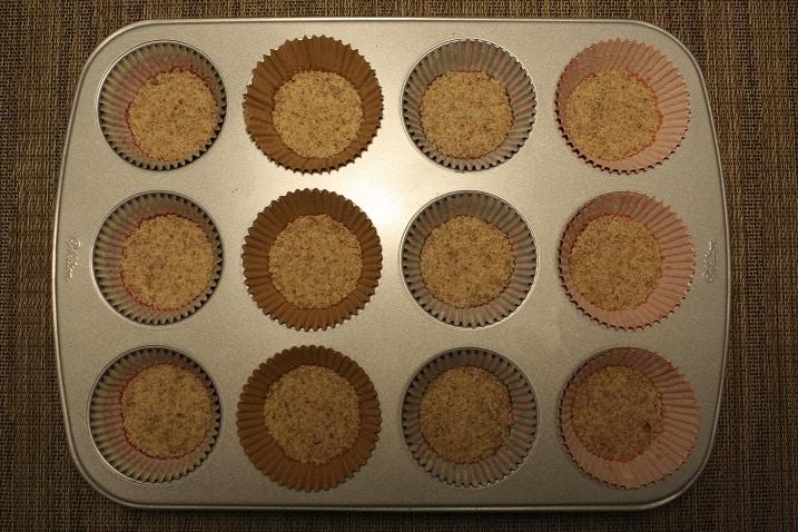 cupcake crust