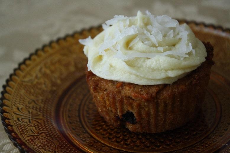 Carrot Cake Muffin 2