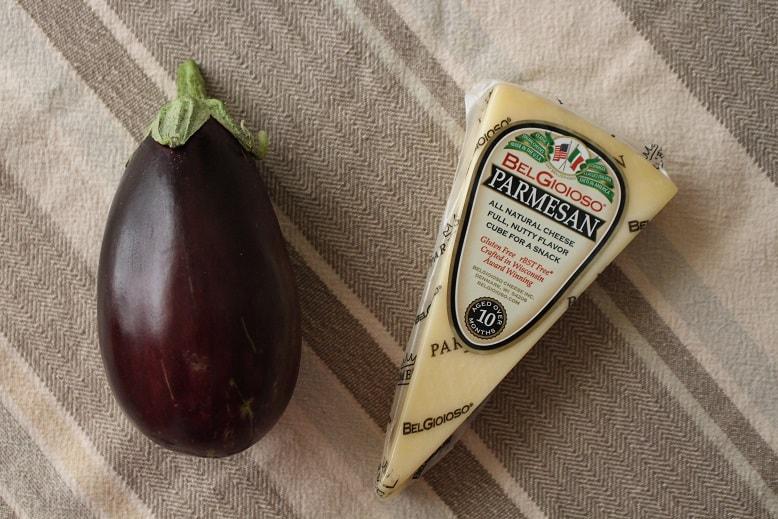Eggplant Parmesan Recipe Ingredients