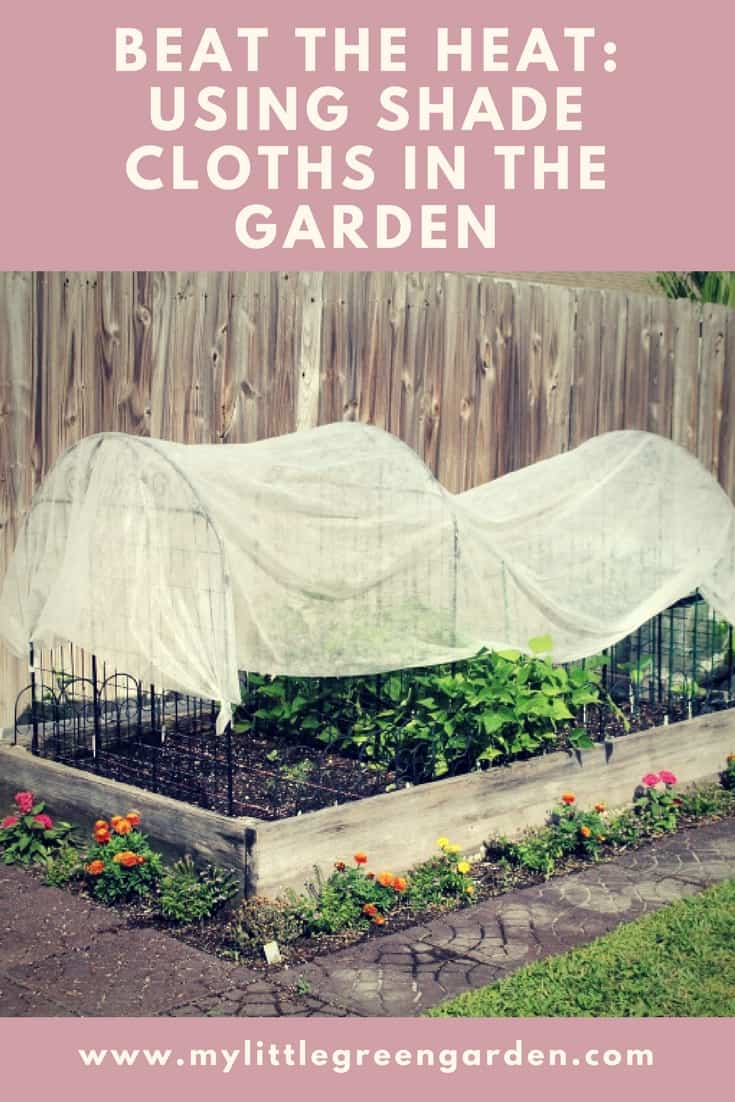 Using Shade Cloths in the Garden