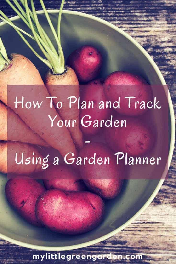 Using a Garden Planner